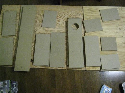 バックロードホーン板材1.JPG